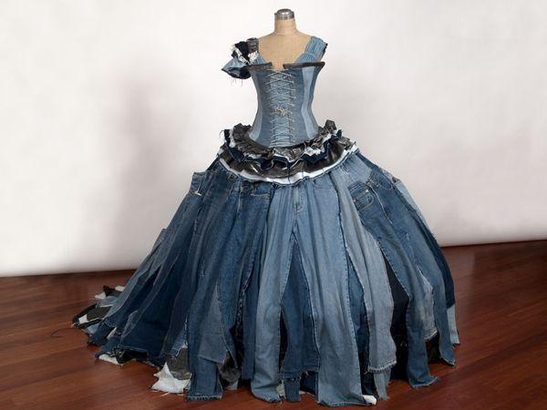 denim wedding dresses fashion dresses