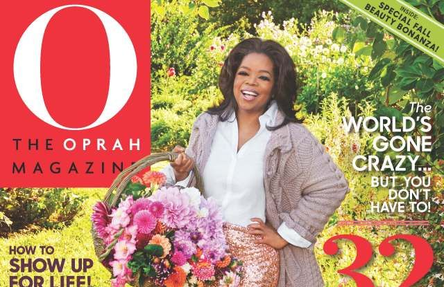 """The 'Oprah Effect'? O Magazine Teams Up With Amazon to Sell Beauty Products  ""Bringing the idea of shopping and buying together is a fabulous thing, right?..."" #OMagInsiders"