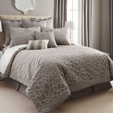 Liz Claiborne Kourtney Comforter Set Amp Accessories I Want This In A Duvet My Bedroom