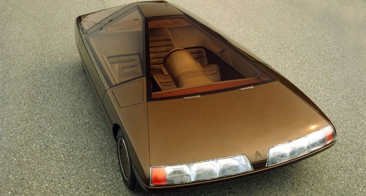 In 1980, Citroën brought a pyramid to Paris   Classic Driver Magazine