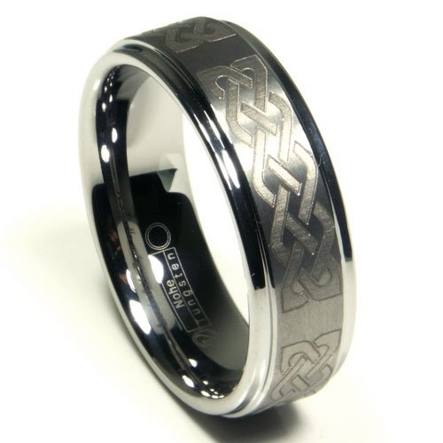 This makes a great gift and can be worn by anyone, male or female, who wants a nice Celtic ring. It has a sort of tough, wholesome, old-world appearance, which is very appealing to people like me.