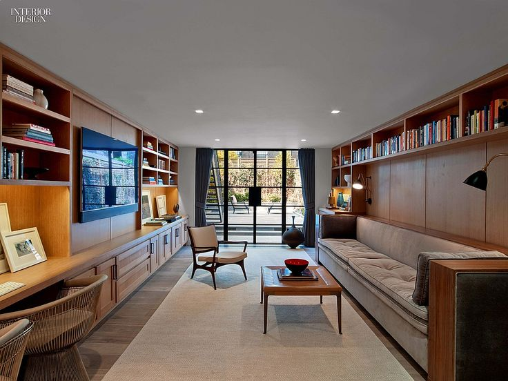 Mark zeff gives new life to a 19th century town house