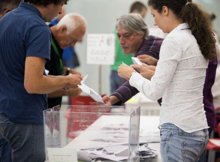 Los resultados de las elecciones vascas 2016 en imágenes