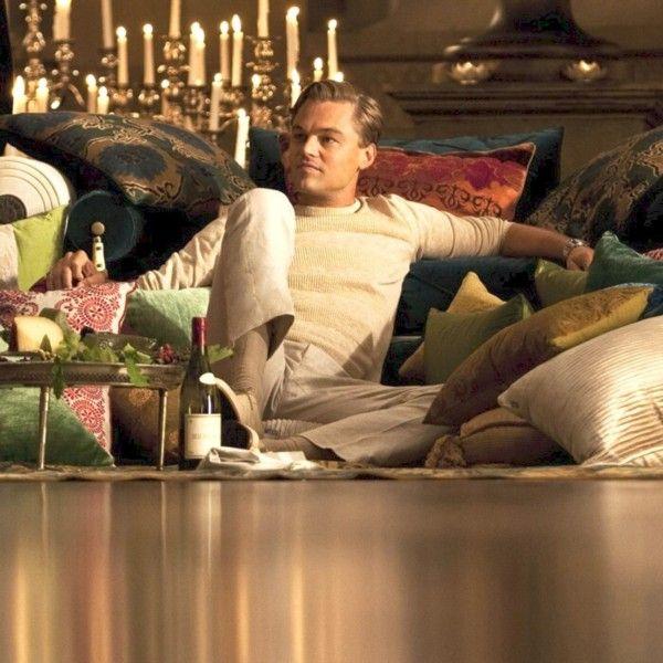 Leonardo Dicaprio, during the Great Gatsby!! (: