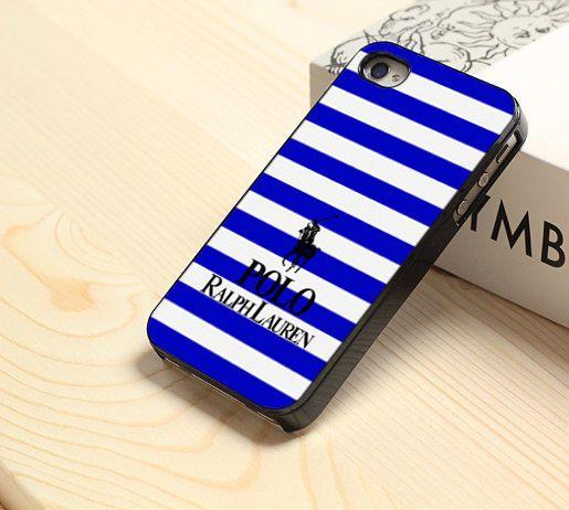 Polo Ralph Lauren Blue Stripes iPhone 4 4s 5 5s 5c 6 6 plus Samsung Galaxy Case #UnbrandedGeneric