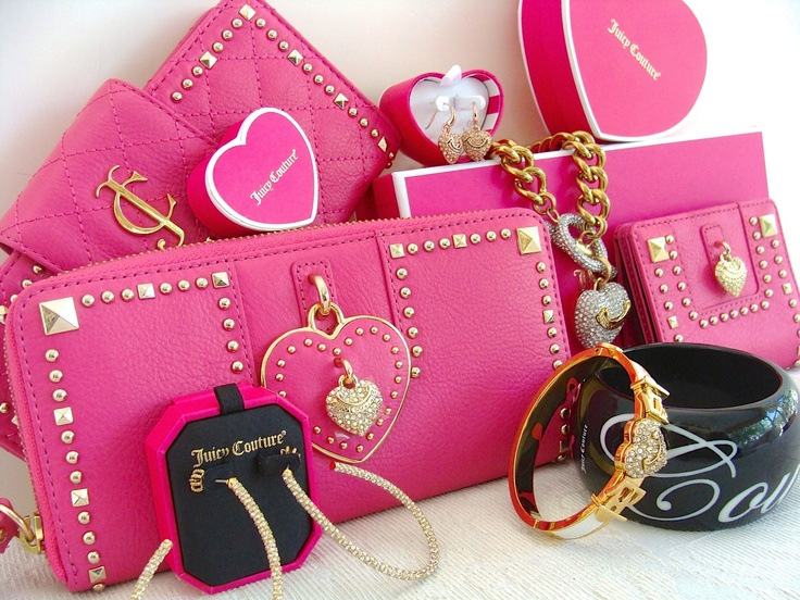 69 best Juicy Couture images on Pinterest   Juicy couture, Fashion ...