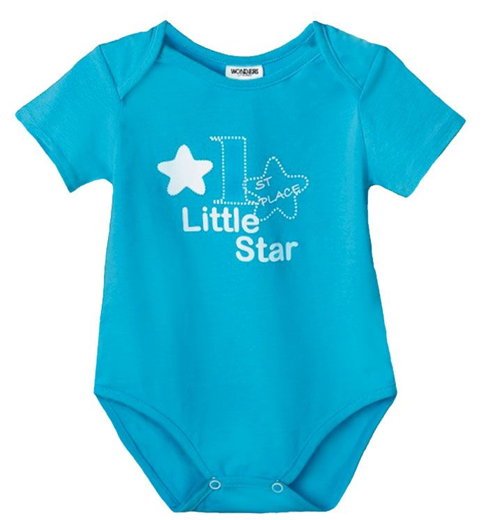 Boy's Bosysuit perfect for your little gentleman. It is available here: http://wondersfashion.pl/boys-bodysuit-little-star-baby-p-5.html?language=en