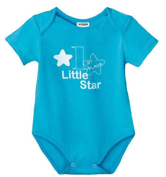 Boy's Bosysuit perfect for your little gentleman. It is available here: http://wondersfashion.pl/boys-bodysuit-little-star-baby-p-5.html?language=en