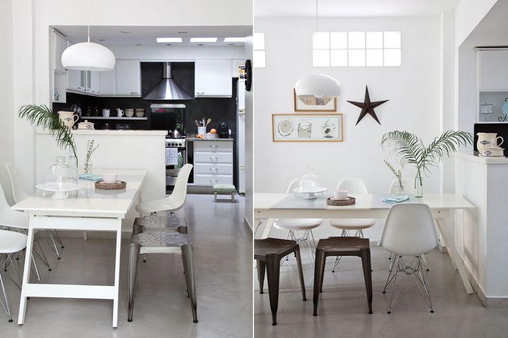 M s de 25 ideas incre bles sobre sillas plegables de metal for Mesas comedor escandinavas