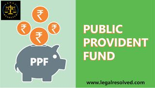 Legalresolved: Public Provident Fund