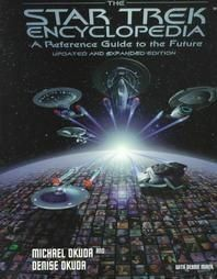 """The Star Trek Encyclopedia, A Reference Guide to the Future"" av Michael; Okuda, Denise; Mirek, Debbie Okuda"