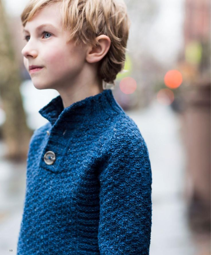 BT Kids Lookbook // from Brooklyn Tweed di Brooklyn Tweed