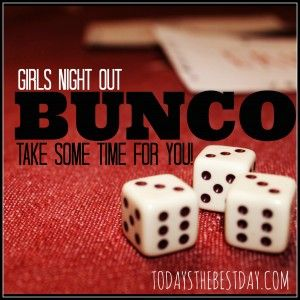 As a mom, girls night out is a must. Check out how to make your next mom night out a success with BUNCO!