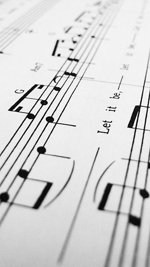 sheet music wallpaper hd 1080p - photo #15