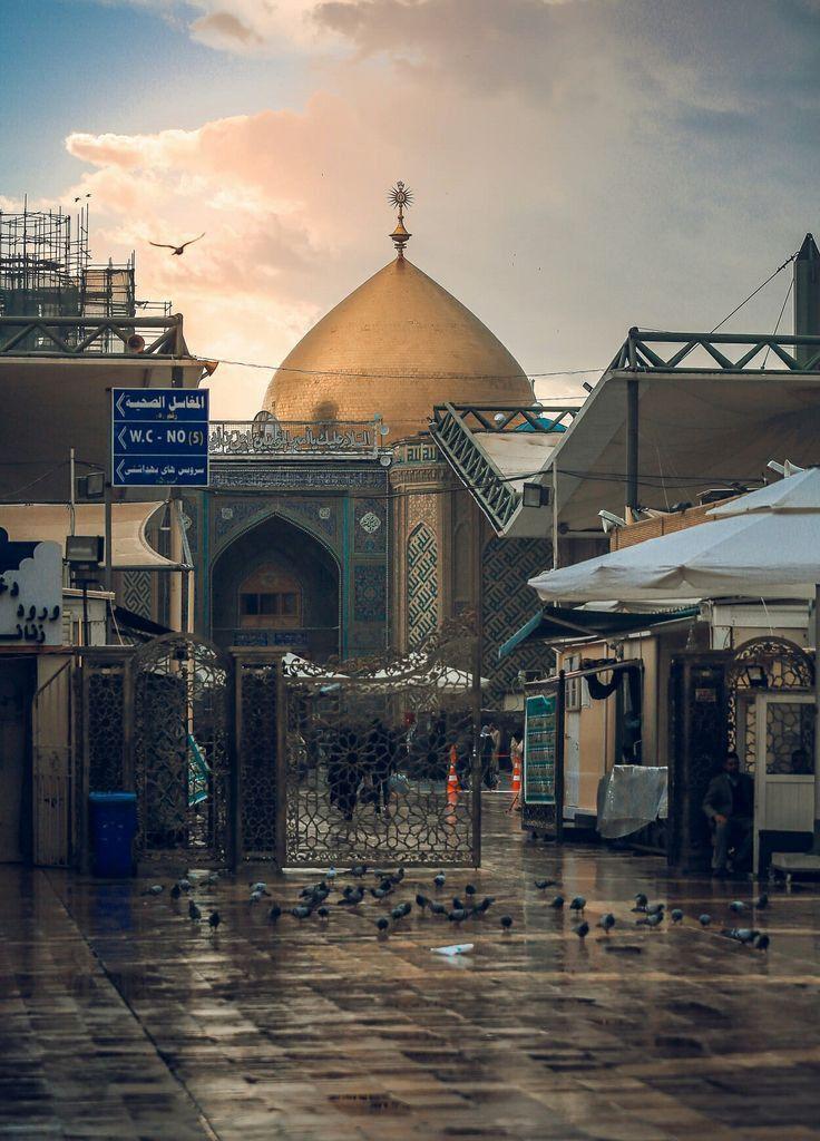 نجف الاشرف Karbala Photography Imam Hussain Wallpapers Medina Mosque