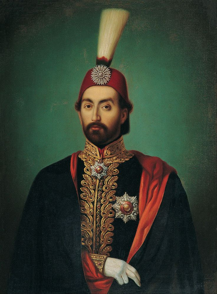 Abdülmecid I (23 April 1823 – 25 June 1861) was the 31st Sultan of the Ottoman Empire.