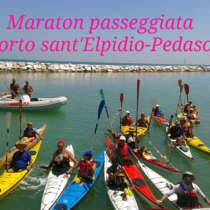 #maratonpasseggiatapedasosantelpidio#