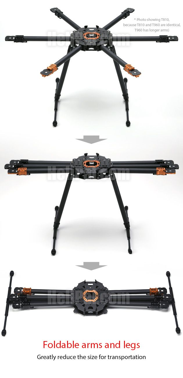 Hexacopter Build Kits