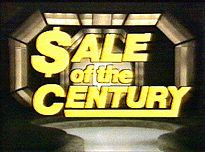 Sale of the Century-Loved this game show. In Australia it was hosted by Tony Barber..