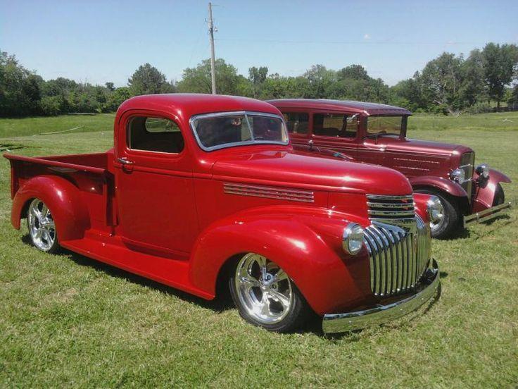 Jason Graham Hot Rods & Cool Customs - '46 Pickup