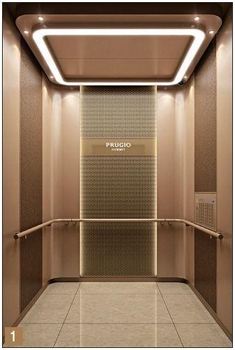 Hotel Interiors Modern Luxury Interior Lobby Design Corridor Elevator Lounge Houses