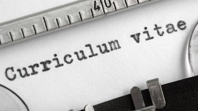 BBC Academy - Production - Writing the perfect CV