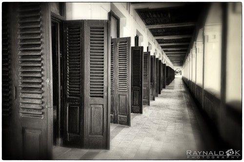 A Thousand Doors (Lawang Sewu) by Raynald Kartawan