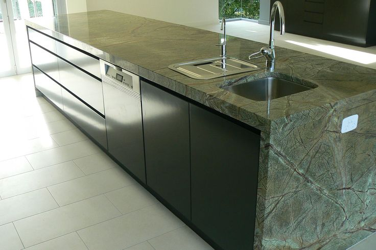 Granit Arbeitsplatten Verde Bamboo    wwwgranit - granit arbeitsplatten küche preise