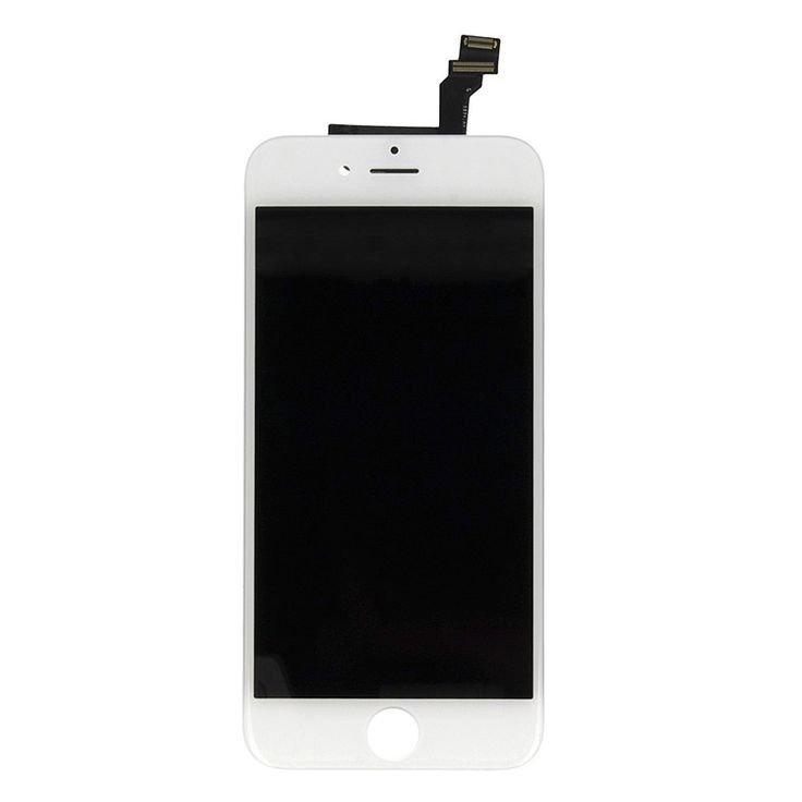 iPhone 6 LCD-Skjerm - Hvit - Originalkvalitet