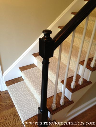 How To Pick The Perfect Stair Runner - Westchester Home Blog - April 2015 - Westchester, NY