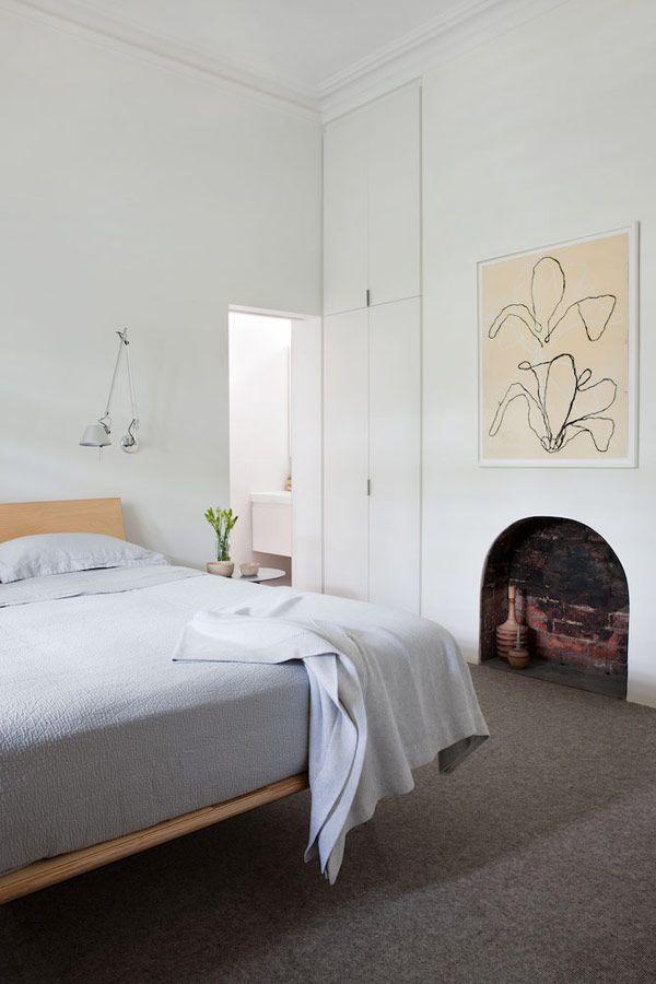 Black and white interiors by Robson Rak Architects   Plastolux