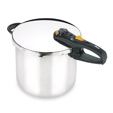 Fagor™ Duo 10-Quart Pressure Cooker and Canner. America's Test Kitchen Equipment Review Best Value Winner