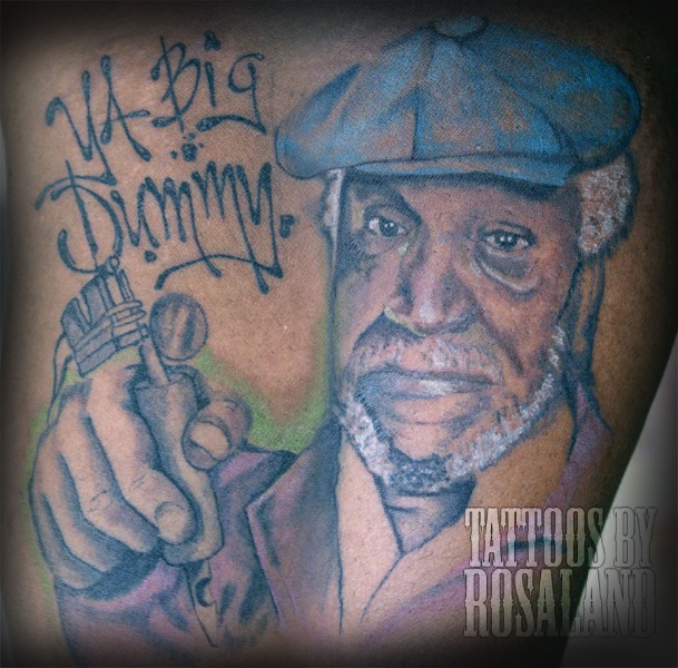Why The Tattoo Industry Hates The Reality Show Tattoo: 182 Best Sanford & Son Images On Pinterest
