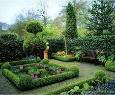 botanik bahçe ve peyzaj düzenlemesi