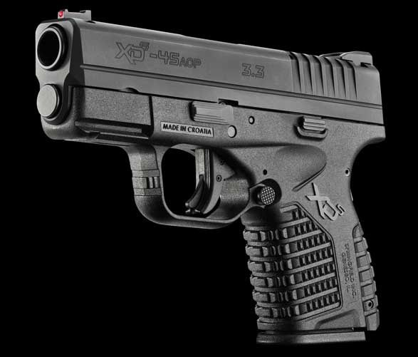 New Springfield XDS .45 compact