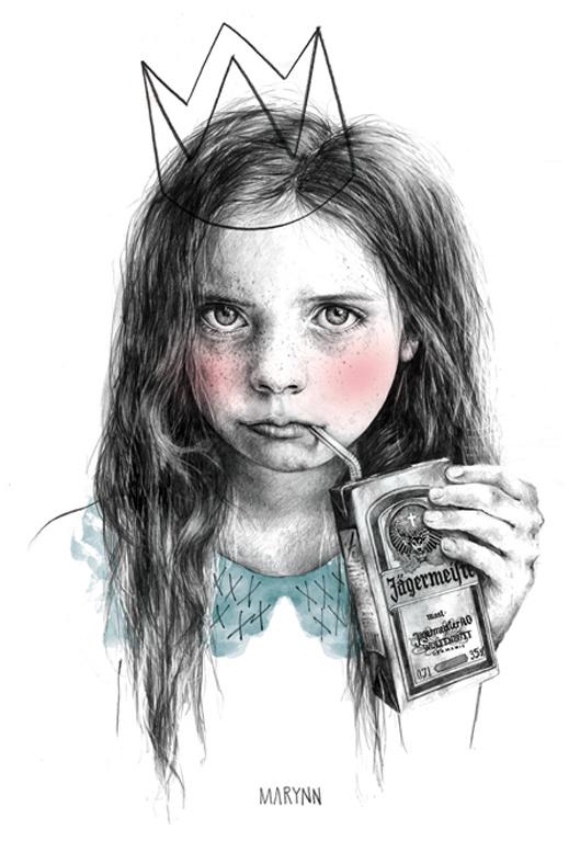 Sweet !Wildchild, Marynn, Art Inspiration, Juice Boxes, Illustration, Graphics Design, Children, Drawing, Wild Child