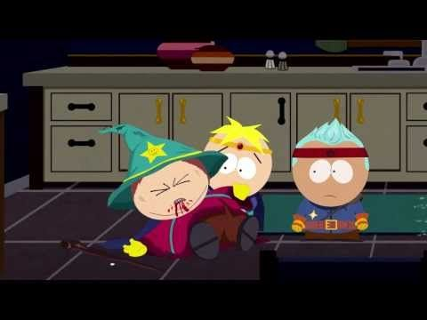 """South Park: The Stick of Truth - Gameplay """"Giggling Donkey"""""""