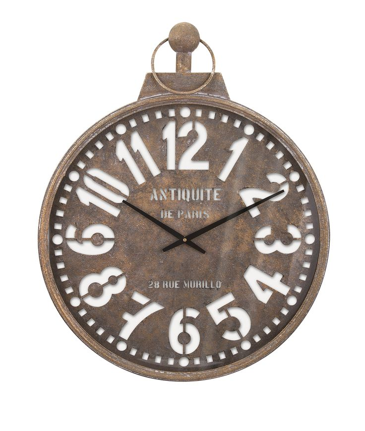 Antique Style Uptown Wall Clock 59 best