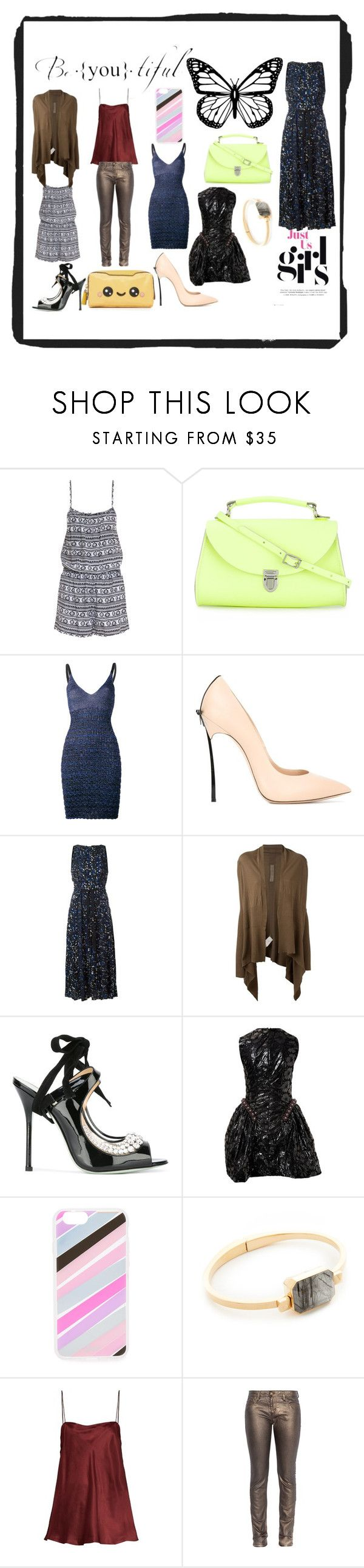 """""""endless tremdz¶"""" by racheal-taylor on Polyvore featuring Cool Change, The Cambridge Satchel Company, Kenzo, Casadei, Proenza Schouler, Rick Owens, Giannico, Simone Rocha, Ringly and E L L E R Y"""