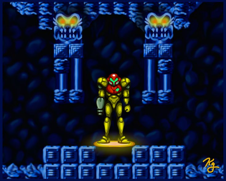 Best Super Metroid Images On Pinterest Game Gaming And Gifs - Artist gives classic nes game screenshots a modern makeover and its amazing
