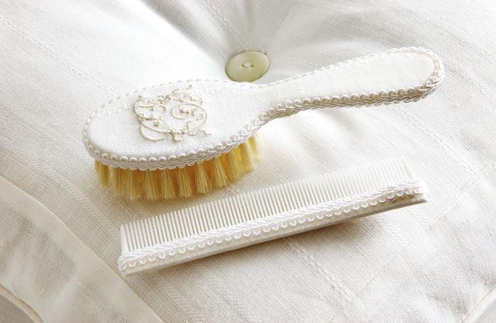 Luxury baby brushes