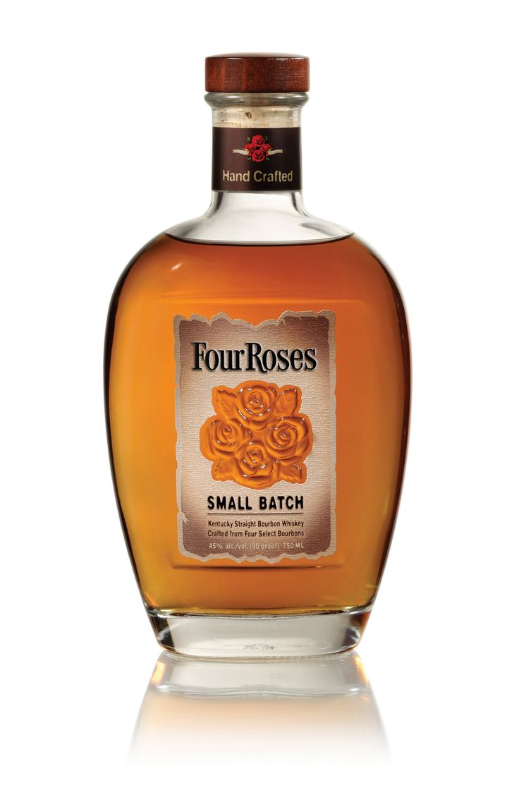 Four Roses Small Batch // Classic, delicious bourbon.