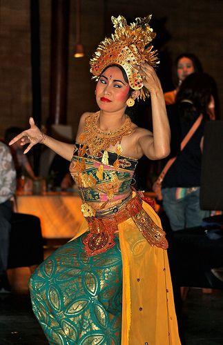 Legong Dance, Bali - Indonesia