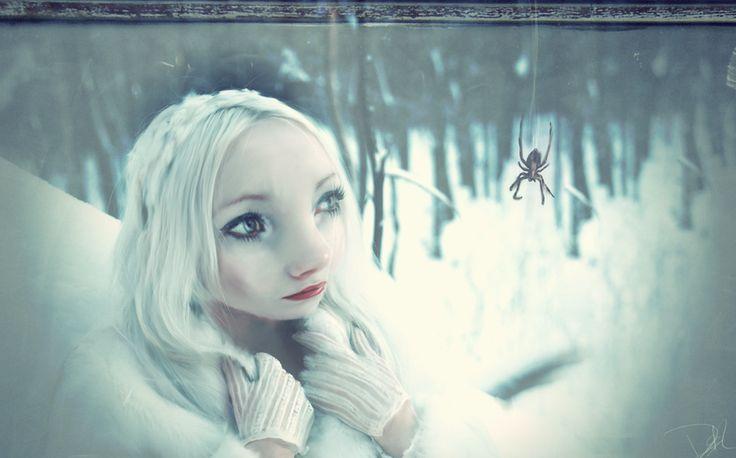 Muffit in winterland