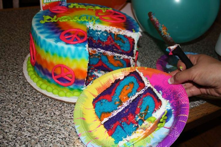 Groovy 60's Birthday Party Ideas | Photo 1 of 7
