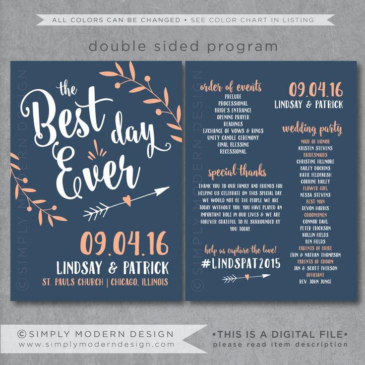 Best 25+ Fan programs ideas on Pinterest Diy wedding fans, Fan - event program