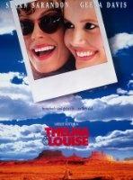 Thelma & Louise: Chick Flicks, Geena Davis, L'Wren Scott, Brad Pitt, Susan Sarandon, Roads Trips, Thelma Louise, Favorite Movie, Ridley Scott