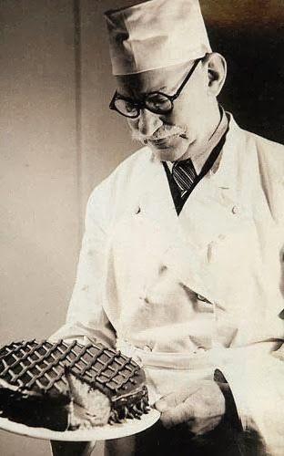 Το e - περιοδικό μας: Νικόλαος Τσελεμεντές, ο έλληνας σεφ του 20ου αι.