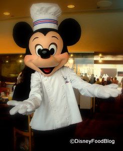 """Chef Mickey's (definitely a """"Must do"""").  And other dining advice."""