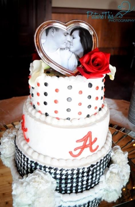 109 Best Alabama Cakes Images On Pinterest Alabama